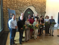 Jörg Luckner Gruppenbild Ehrenamtspreis der CDU