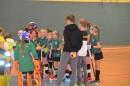Zuversichtlich ins Spiel gegen den HCLG Leipzig