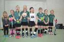 Die D-Mädchen des Erfurter HC, heute Zweite
