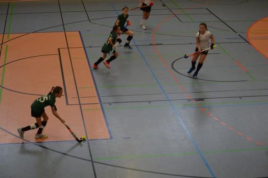 Rasant im Spiel gegen Osternienburg