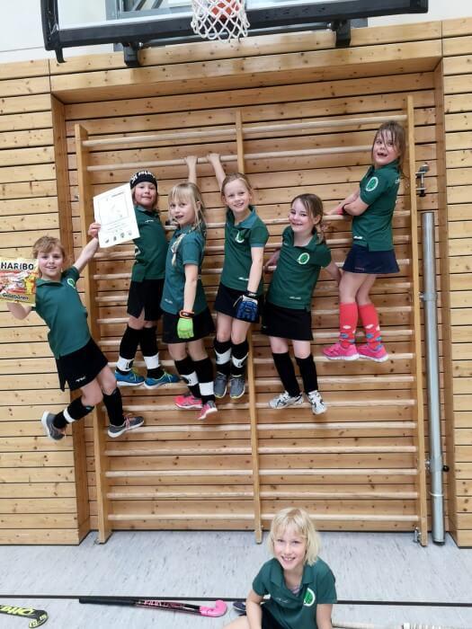 D- Mädchen nehmen Fahrt auf und gewinnen das Turnier in Jena