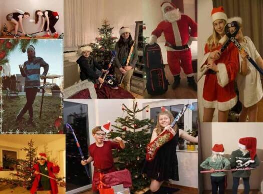 Weihnachtsmannaktion EHC 2020