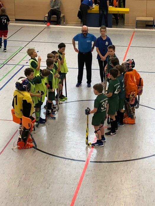 Knaben C – Vierter Spieltag in Chemnitz