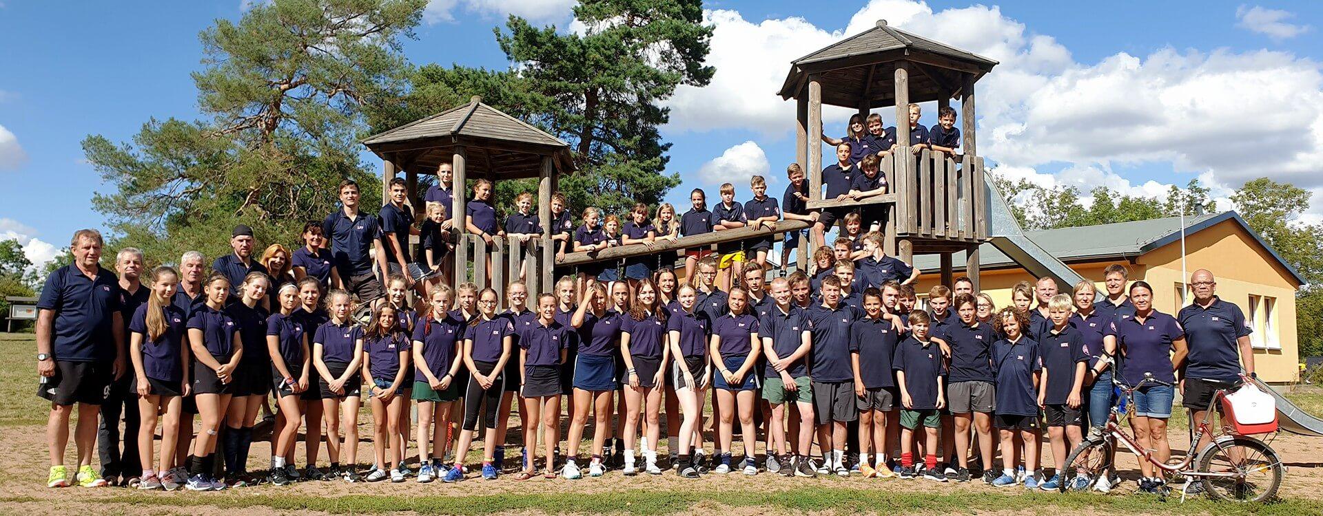 Sommercamp Straußberg 2020