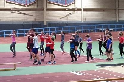 Projekt Athletiktraining