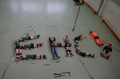 Sagenhafter Auftritt beim Nibelungenturnier in Bayreuth