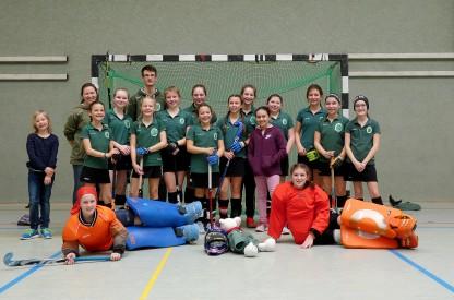 Mädchen B – Endspieltag der Mitteldeutsche Meisterschaft in Meerane