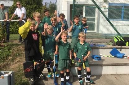 Knaben C drittbestes Team in Mitteldeutschland