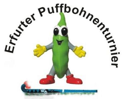 Logo des Erfurter Puffbohnenturniers